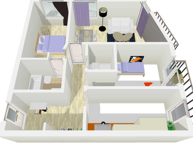 ACTUACION COMPLETA DE HOME STAGING